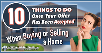 What Happens After Your Offer is Accepted When Buying or Selling a Home?