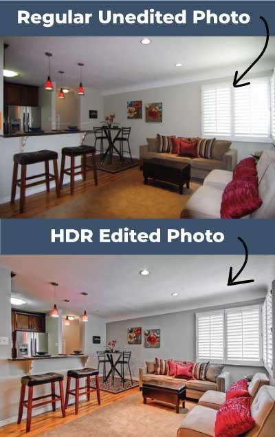HDR Comparison