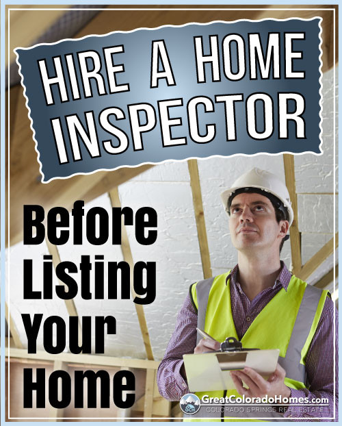 Hire a Home Inspector Before Listing Your Home For Sale