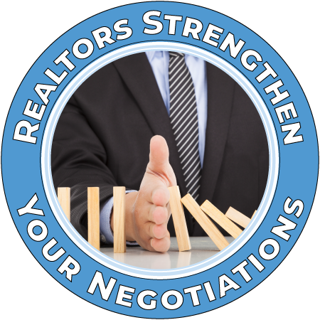 Realtor Negotiating Leverage