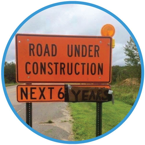 Colorado Springs Road Construction