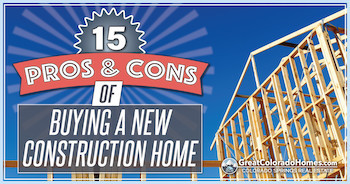 15 Pros and Cons of Buying A New Construction Home