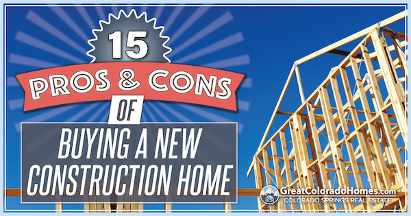 15 Pros and Cons of New Construction Homes