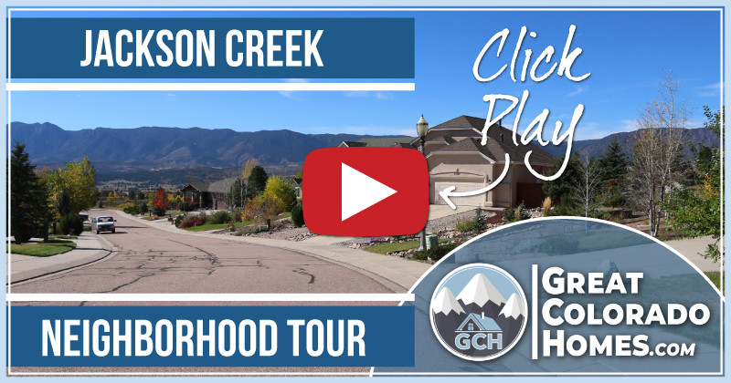 Video of Jackson Creek in Monument, CO