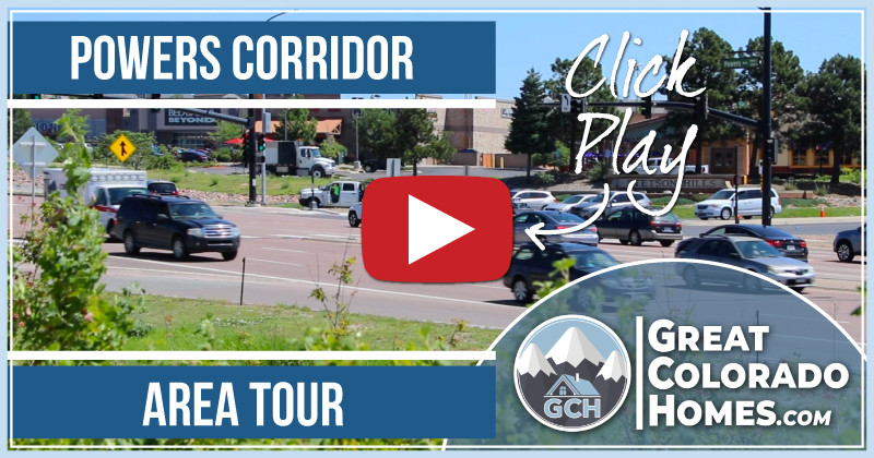 Video of Powers Corridor in Colorado Springs, CO