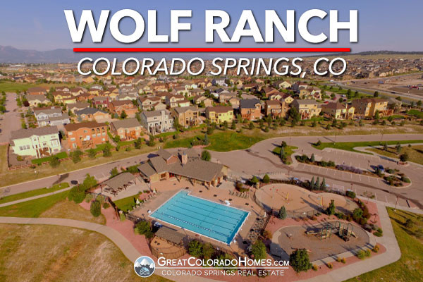 Wolf Ranch in Colorado Springs, CO