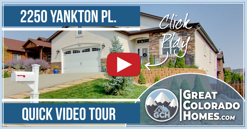 Video of 2250 Yankton Place in Colorado Springs, CO
