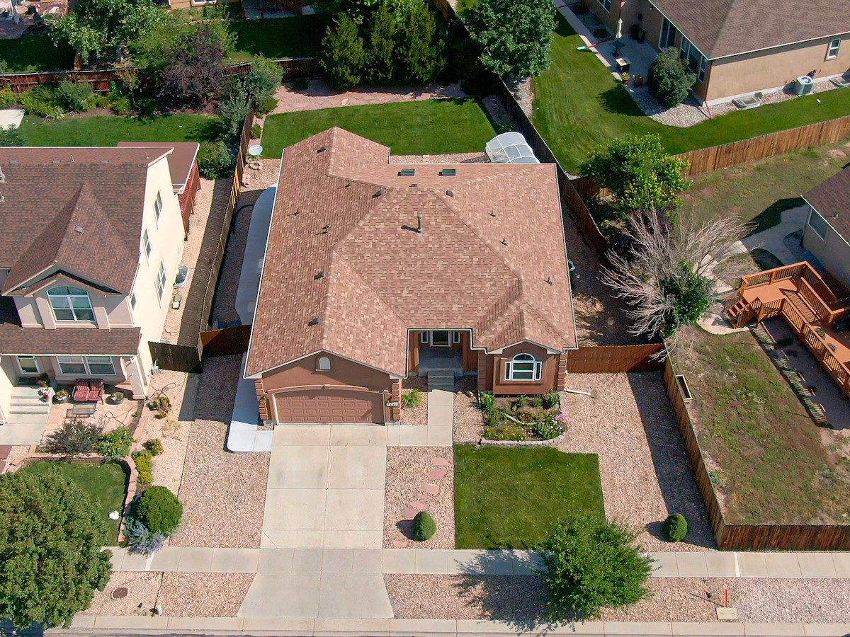 7661 Amberly Dr Arial