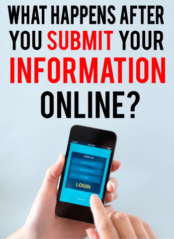 What Happens After You Submit Your Contact Information Online