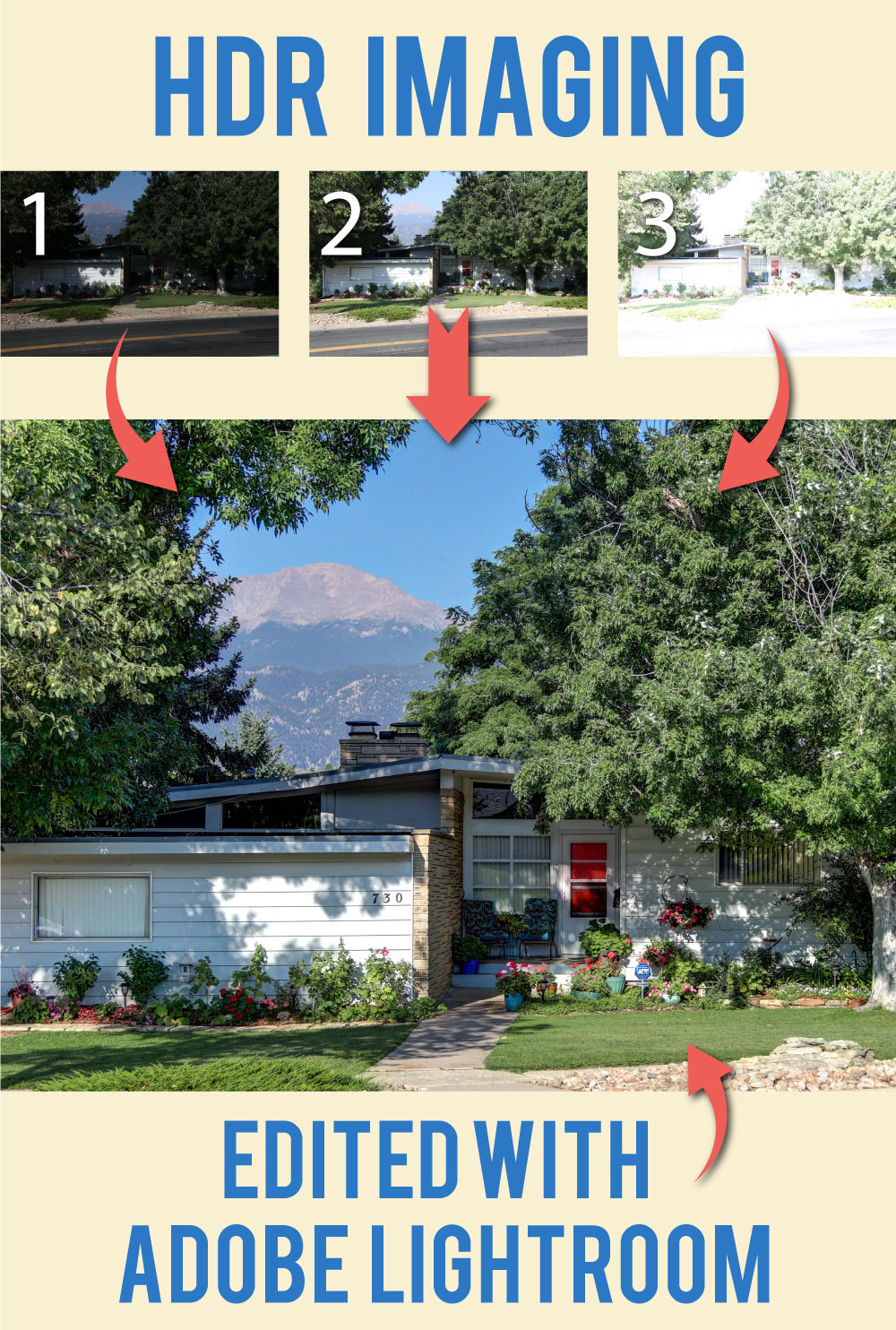 HDR Imaging for Real Estate Photos