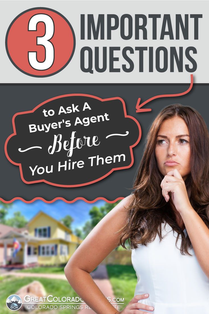 3 Important Questions to Ask A Buyers Agent Before You Hire Them