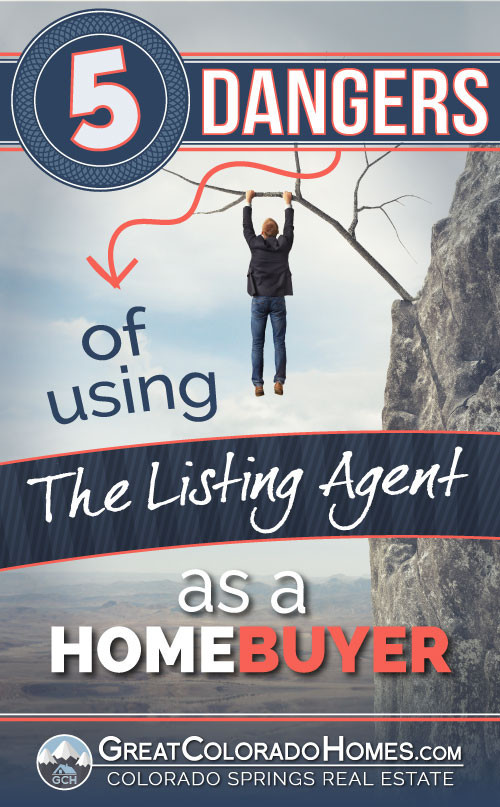 5 Dangers of Using the Listing Agent as a Homebuyer