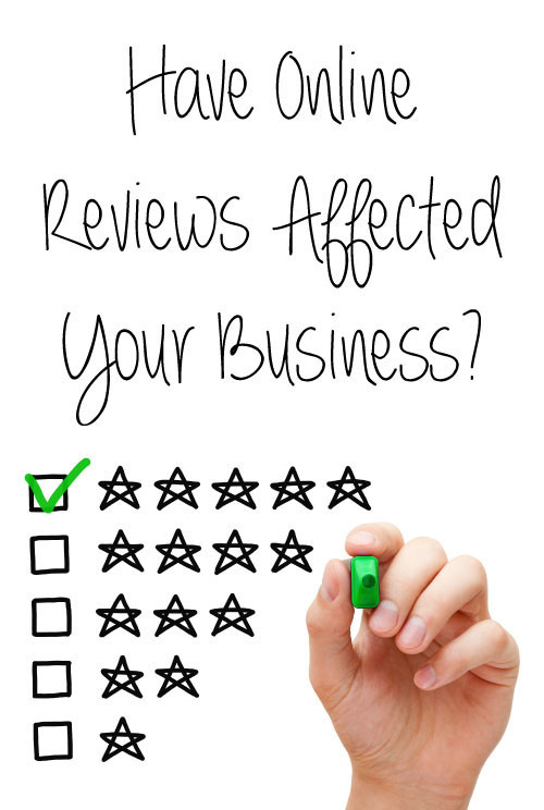 Have Online Review Affected Your Business?