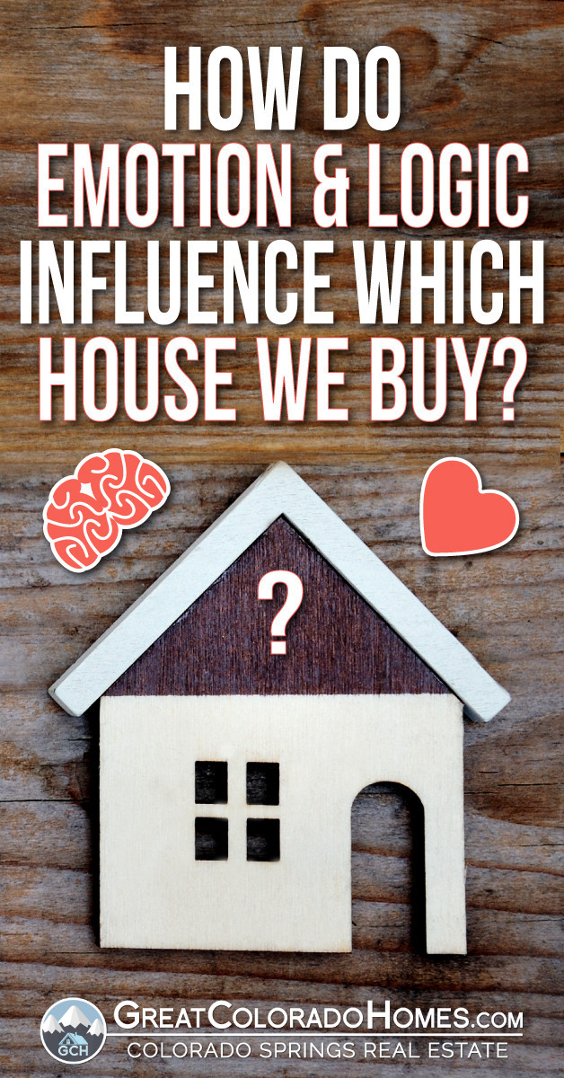 How Do Human Emotions and Logic Effect Which House We Buy
