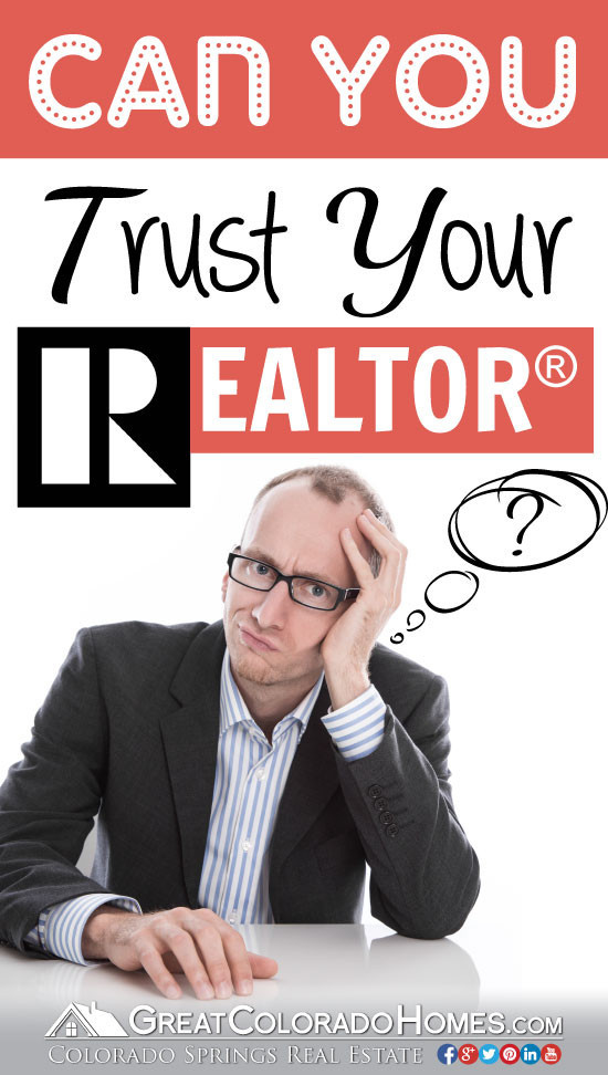 Can you trust your realtor?