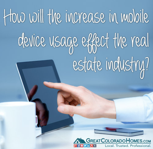How Will Mobile Device Affect Real Estate