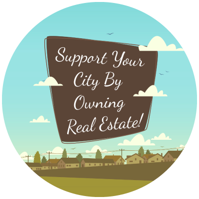 Buy Real Estate in the City That You Love