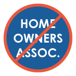 No Home Owners Association
