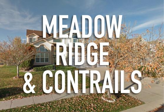 Meadow Ridge and Contrails Neighborhoods