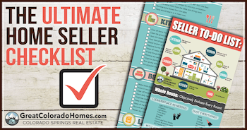 The Ultimate Home Sellers To-Do Checklist