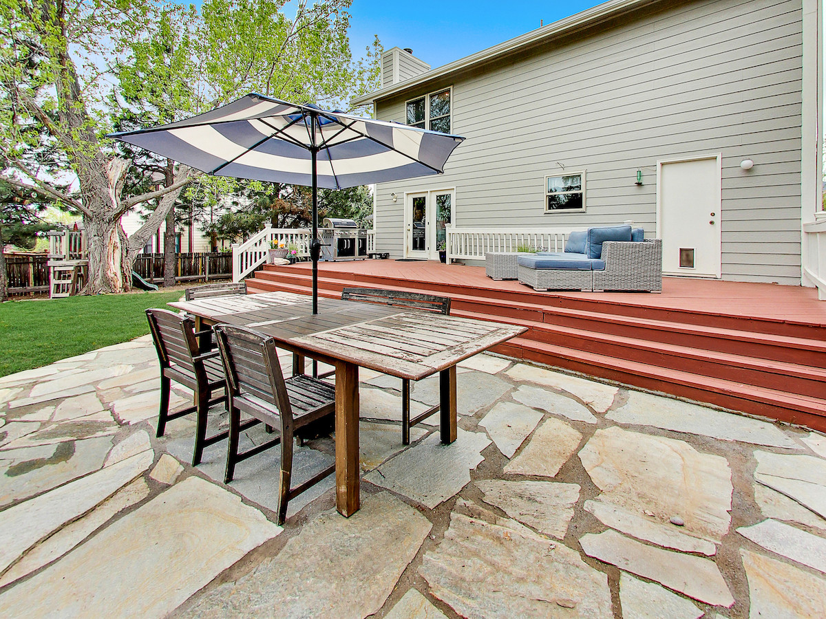 2430 Stoneridge Drive Deck