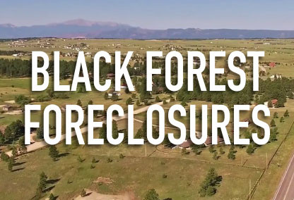 Black Forest Foreclosures