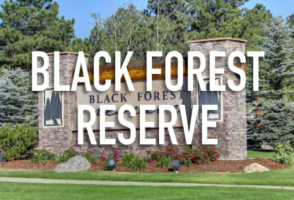 Black Forest Reserve Neighborhood