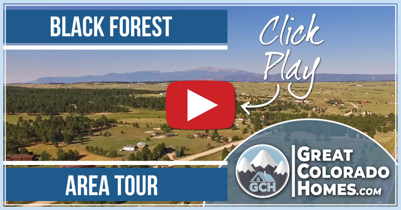 Video of Black Forest in Colorado Springs, CO