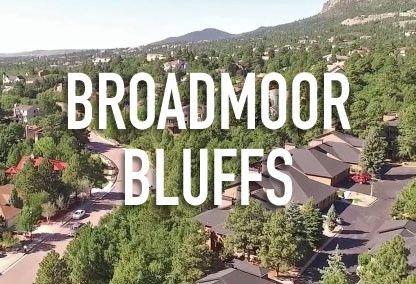 Broadmoor Bluffs Neighborhood