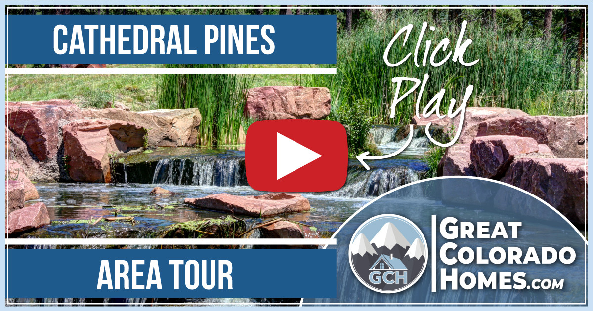 Video of Cathedral Pines in Clorado Springs, CO