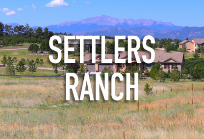 Settlers Ranch Neighborhood