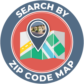 Search by Zip Code Map