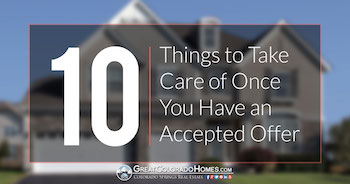 What Happens After Your Offer is Accepted?