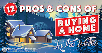 The Pros and Cons of Buying in the Winter