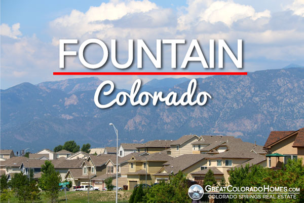 Fountain Colorado Real Estate