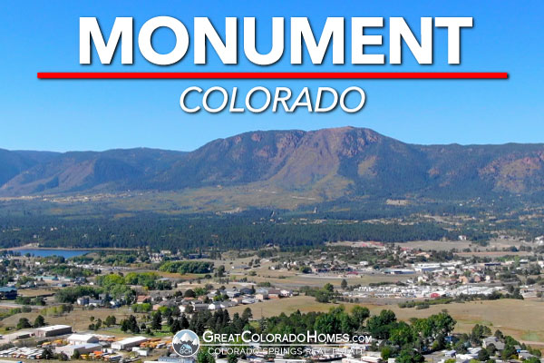 Monument Colorado Area Tour