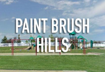 Paint Brush Hills
