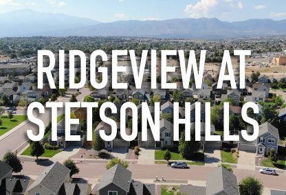 Ridgeview at Stetson Hills Neighborhood