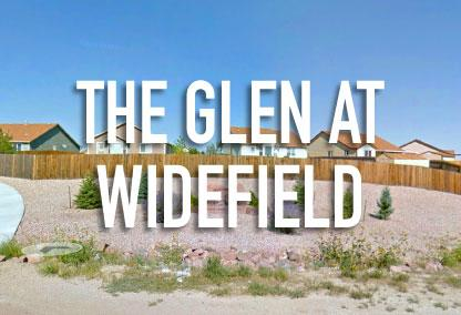 The Glen at Widefield
