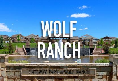 Wolf Ranch Real Estate