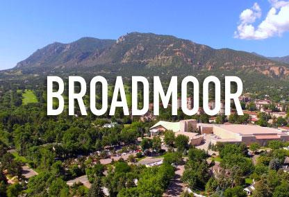 Broadmoor Neighborhood in Colorado Springs