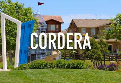 Cordera in Colorado Springs