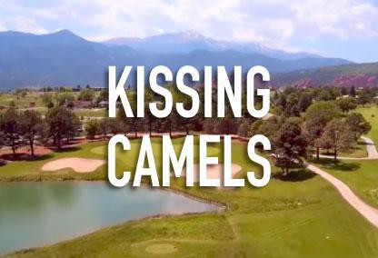 Kissing Camels in Colorado Springs