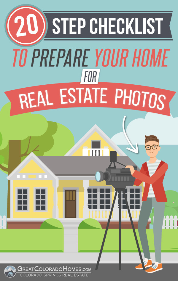 20 Steps To Prepare Your Home For Real Estate Photos