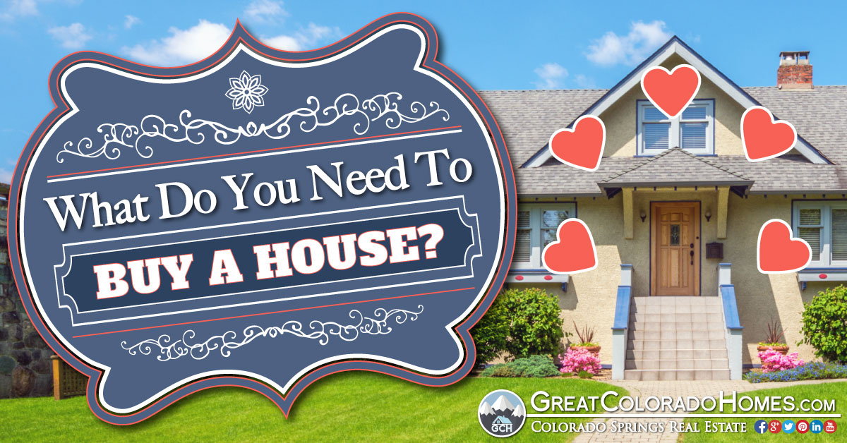 What do you need to buy a house infographic for Things to do to buy a house